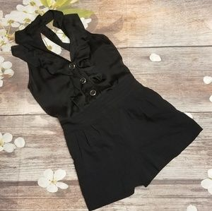Grass Collections black Romper
